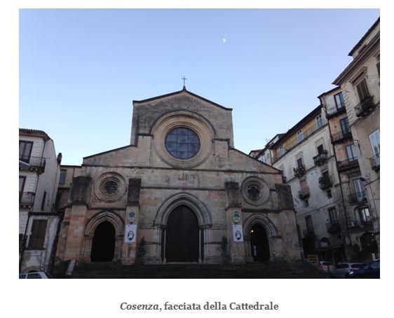 Facciata Cattedrale CS