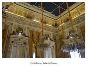 Sala del Trono Corigliano