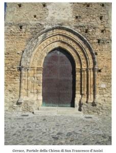 Portale Chiesa Gerace