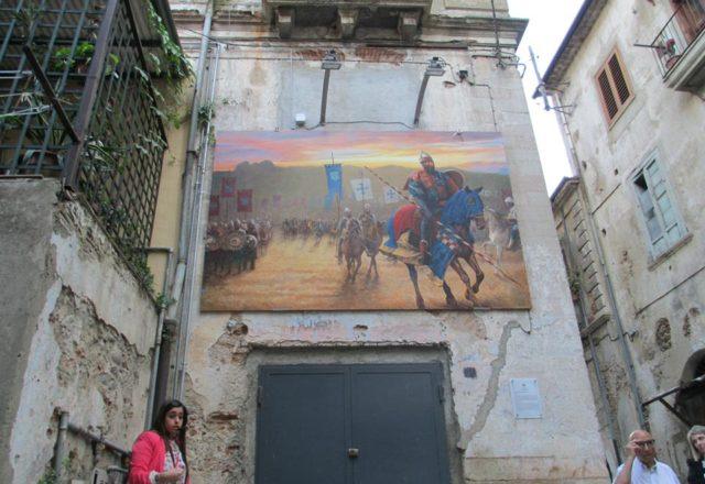 Cosenza: inaugurato il Museo Storico all'aperto