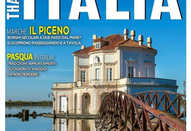 GuideOnCosenza sulla rivista That's Italia
