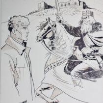 Il Museo del Fumetto:  a spasso per Cosenza insieme a Dylan Dog